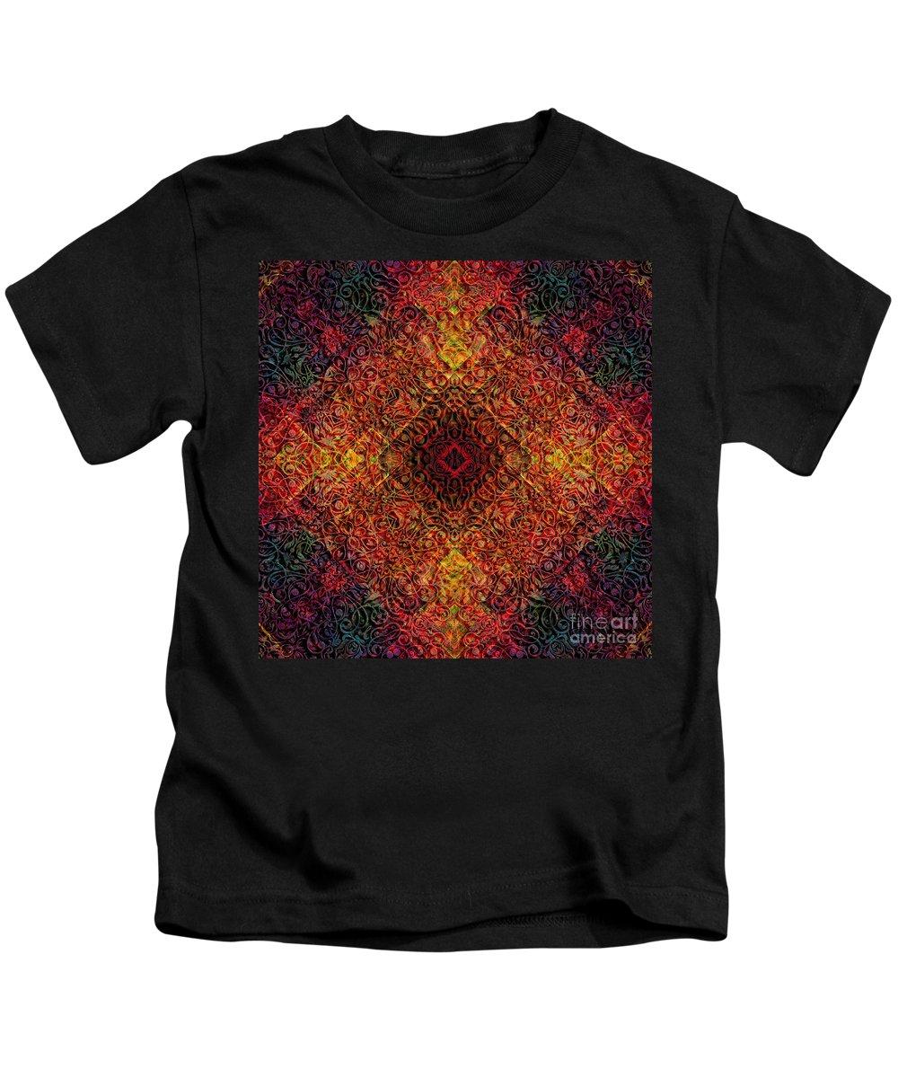 Magic Kids T-Shirt featuring the digital art Magic 19 by Justyna JBJart