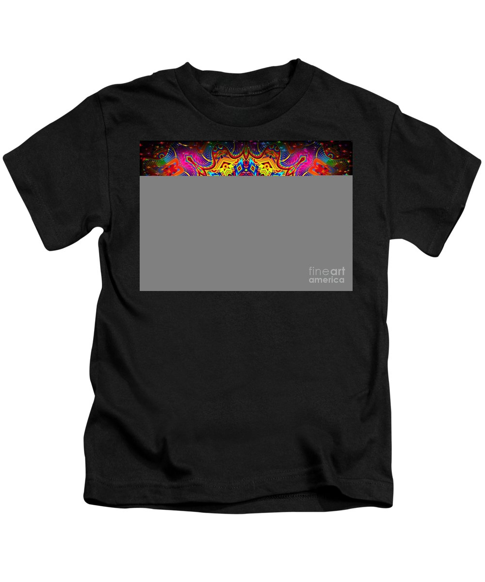 Bright Kids T-Shirt featuring the digital art Magically Delicious by Robert Orinski