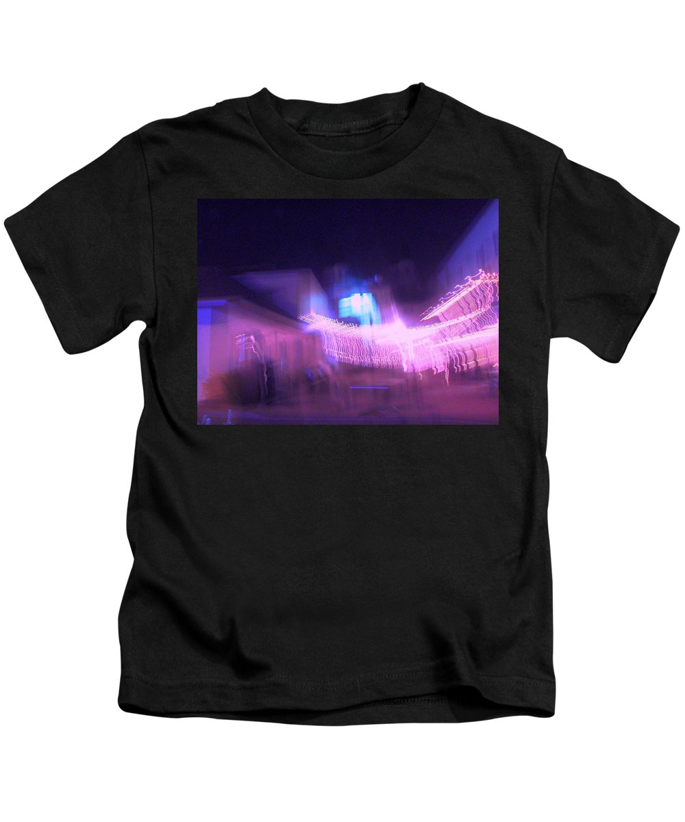 Photograph Kids T-Shirt featuring the photograph Marion Court Room by Thomas Valentine