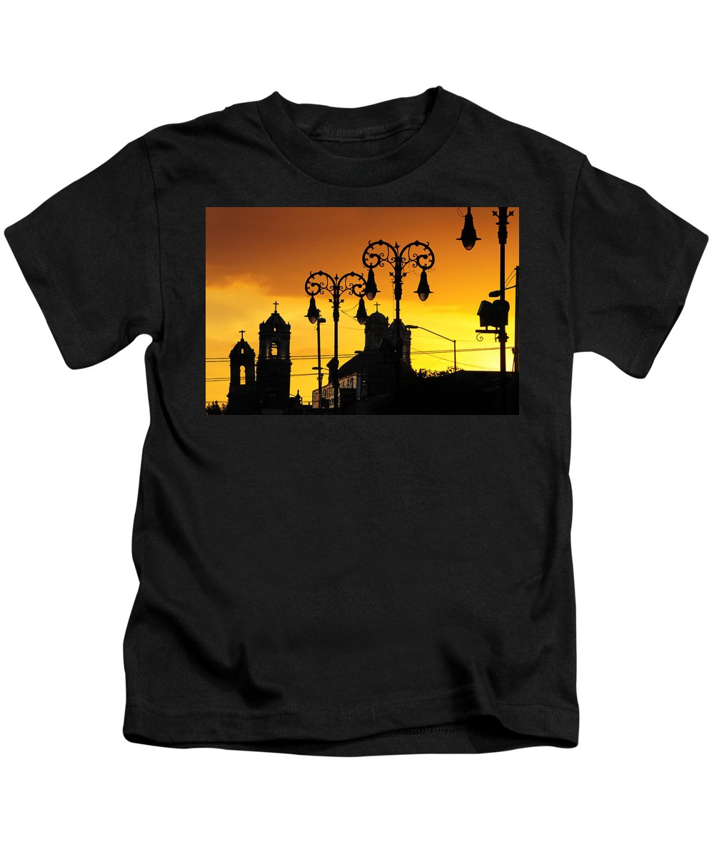 Skip Hunt Kids T-Shirt featuring the photograph Megiddo by Skip Hunt