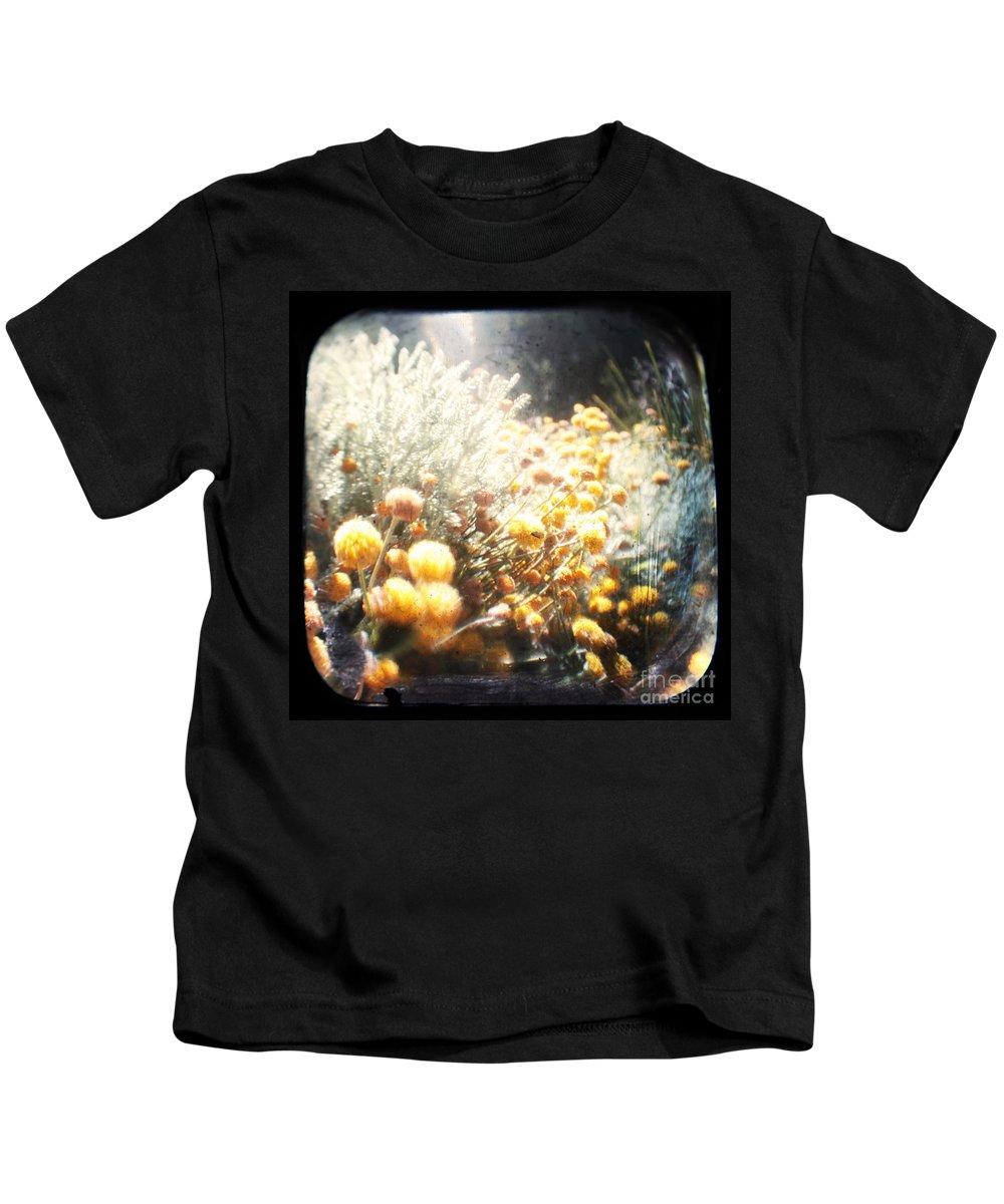 Flower Kids T-Shirt featuring the photograph Midsummer by Andrew Paranavitana