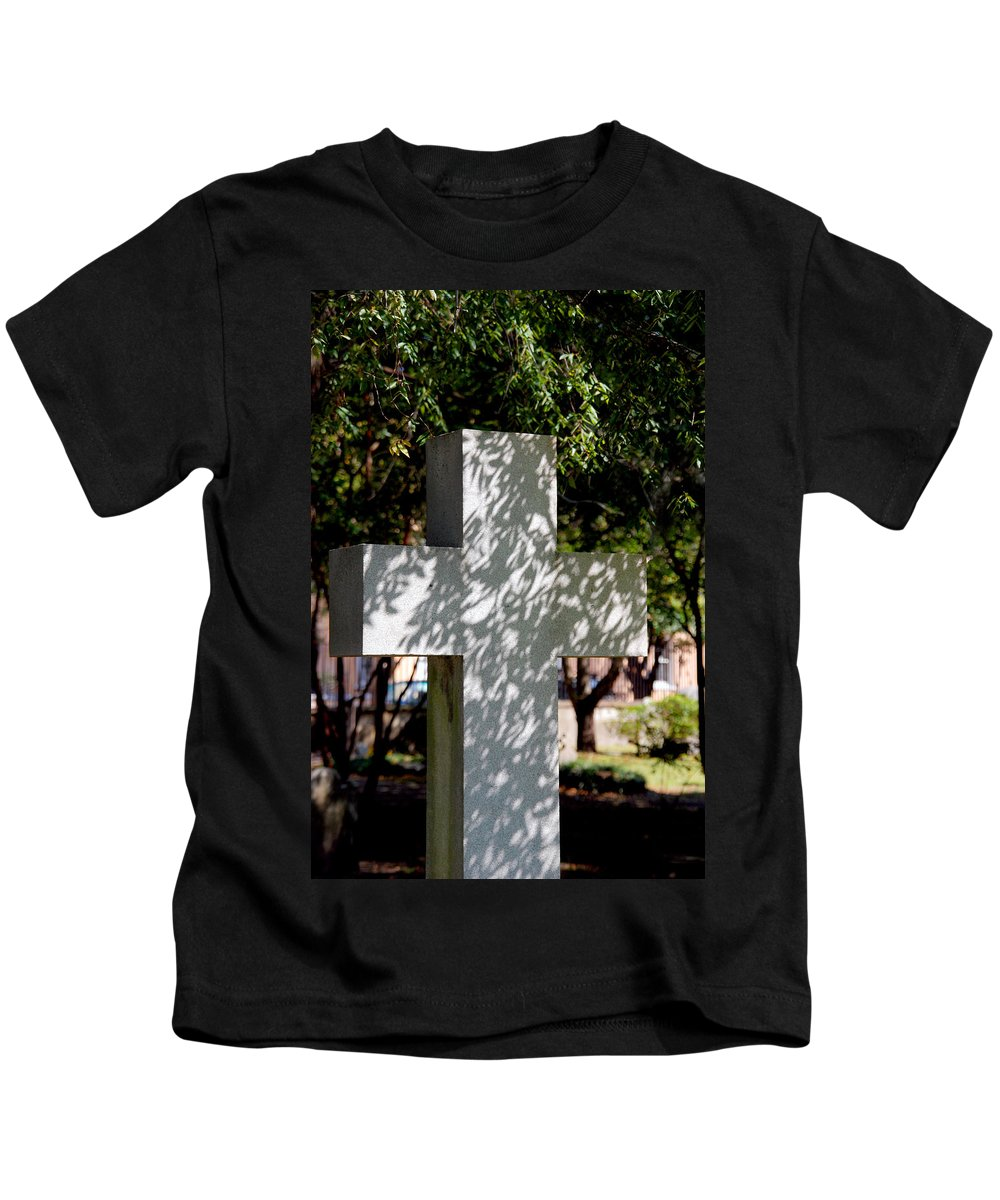 Photography Kids T-Shirt featuring the photograph Miss You So Much by Susanne Van Hulst