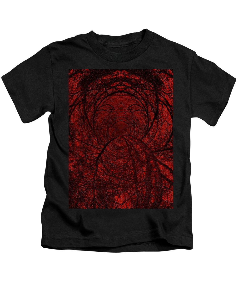 Lehtokukka Kids T-Shirt featuring the photograph Moonshine 18 Shout by Jouko Lehto