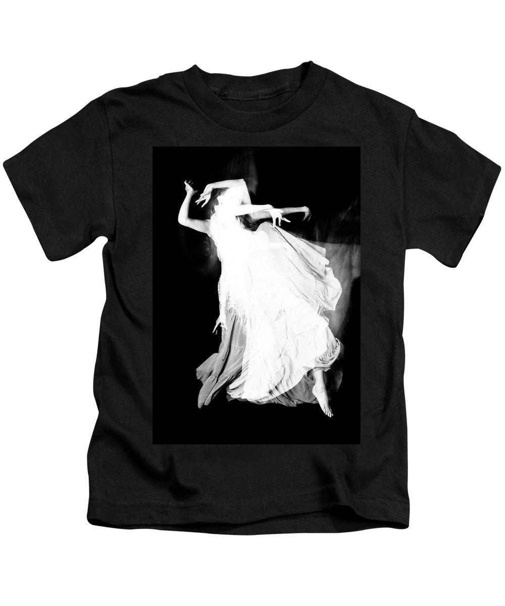 Dance Kids T-Shirt featuring the photograph Movement by Scott Sawyer
