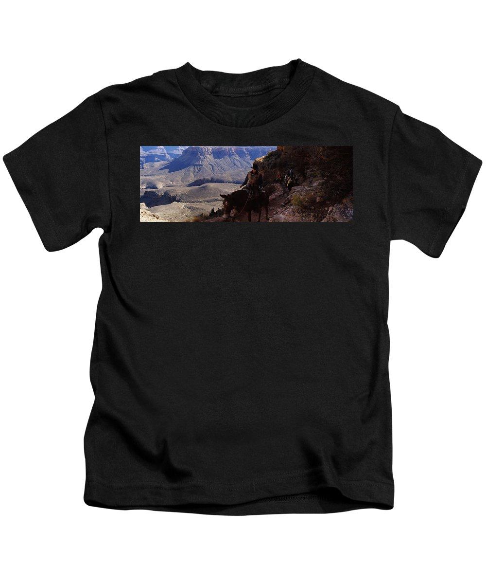 South Kaibab Trail Kids T-Shirts