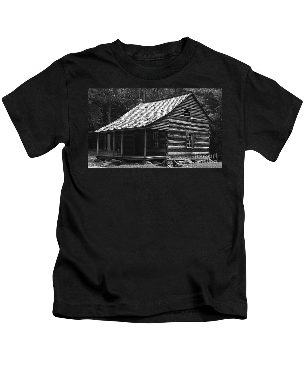Tennessee Kids T-Shirt featuring the photograph My Tennessee Home by David Lee Thompson