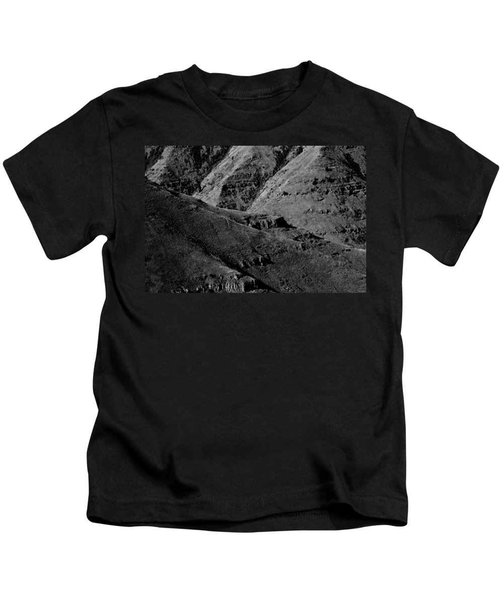 Nature Kids T-Shirt featuring the photograph Nature by Joseph Noonan