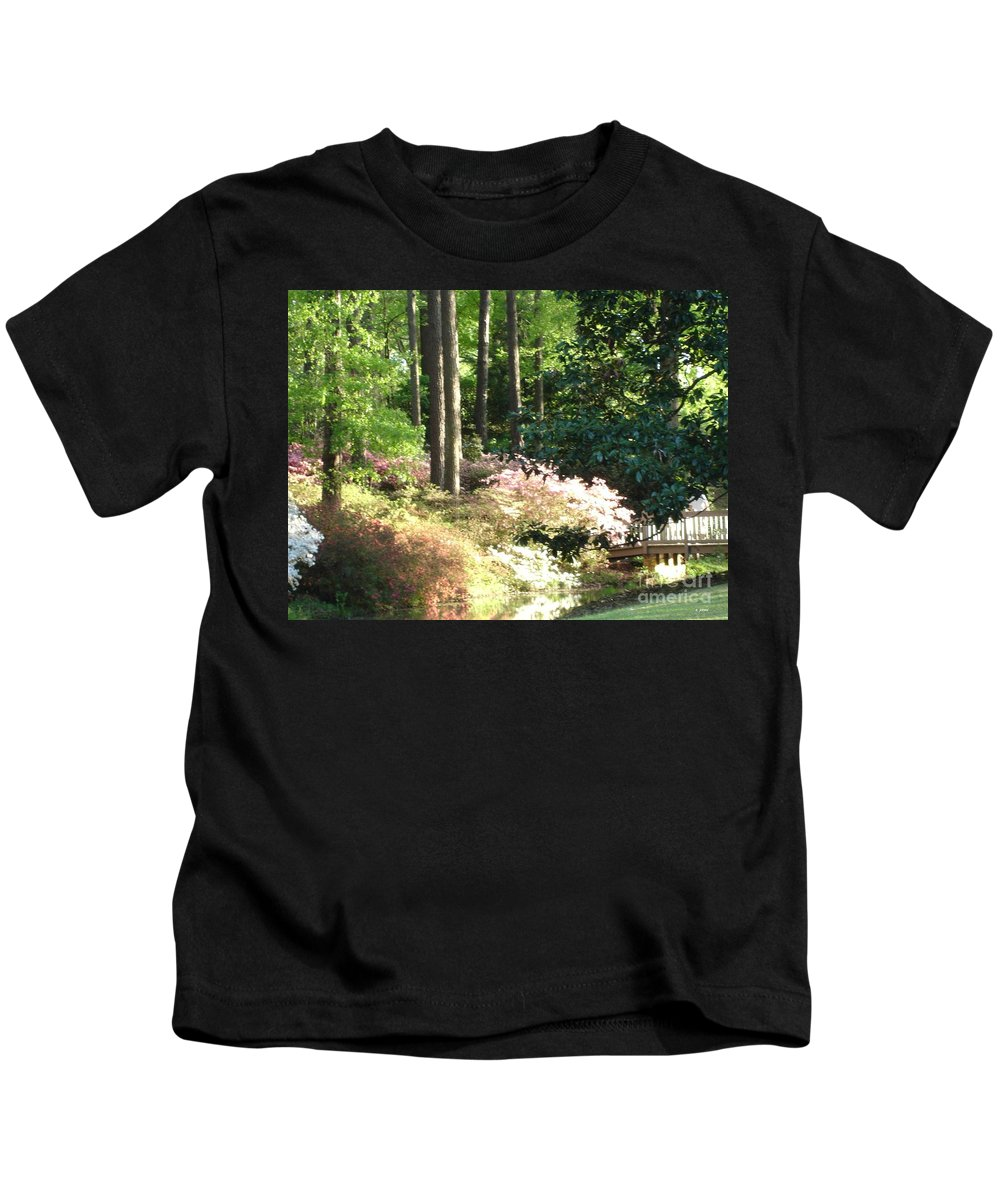 Photography Kids T-Shirt featuring the photograph Nature by Shelley Jones