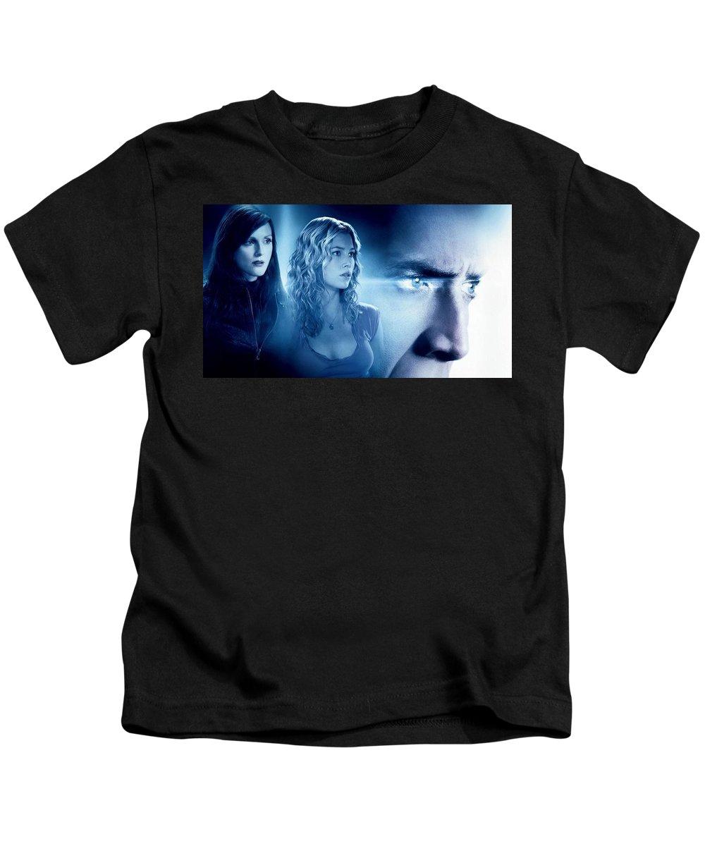 Next Kids T-Shirt featuring the digital art Next by Dorothy Binder