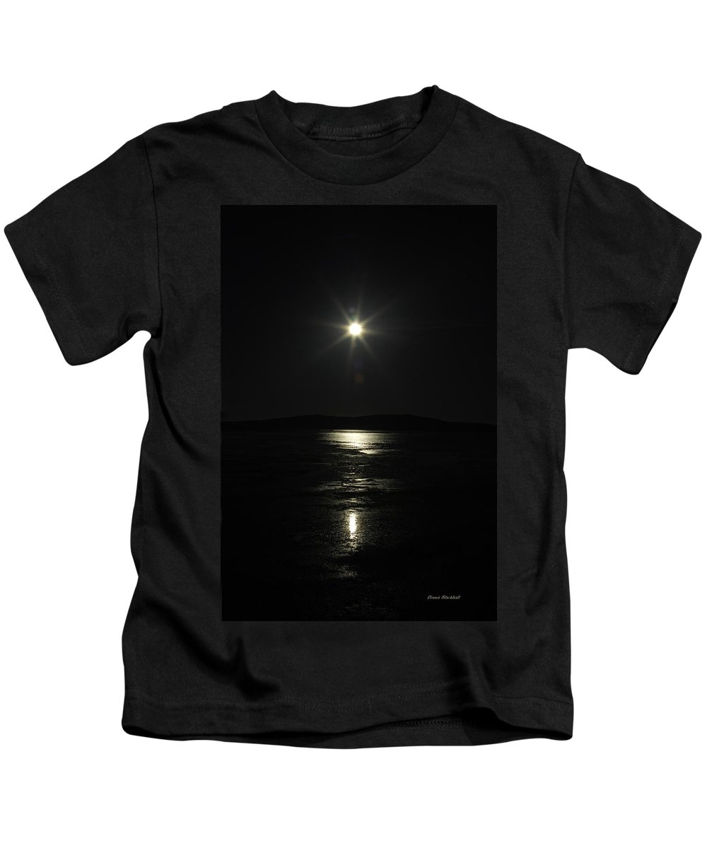 Star Kids T-Shirt featuring the photograph North Star by Donna Blackhall