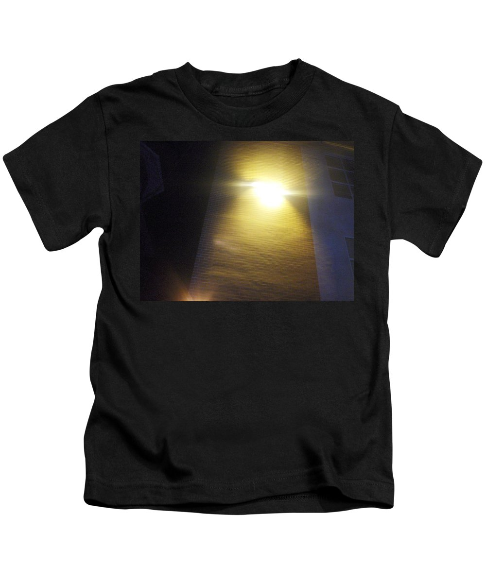 Photograph Kids T-Shirt featuring the photograph Nurse College by Thomas Valentine