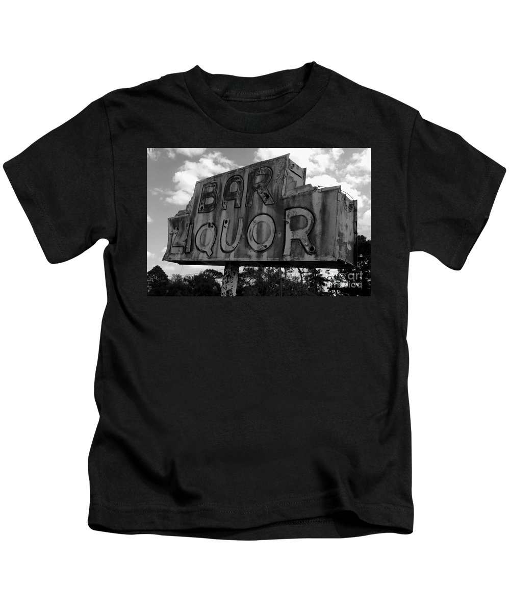 Bar Kids T-Shirt featuring the photograph Oasis by David Lee Thompson