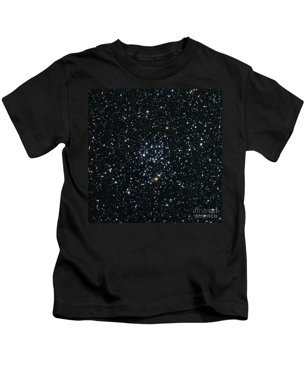 Science Kids T-Shirt featuring the photograph Open Star Cluster, M50, Ngc 2323 by Noao/aura/nsf