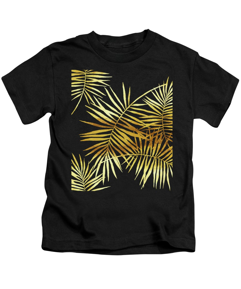 Noir Paintings Kids T-Shirts