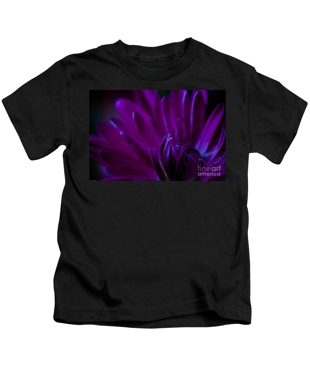 Passion Kids T-Shirt featuring the photograph Passion by Charles Dobbs