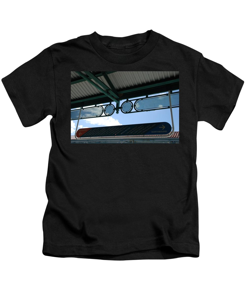 Cities Kids T-Shirt featuring the photograph Pick A Town Any Town by Rob Hans