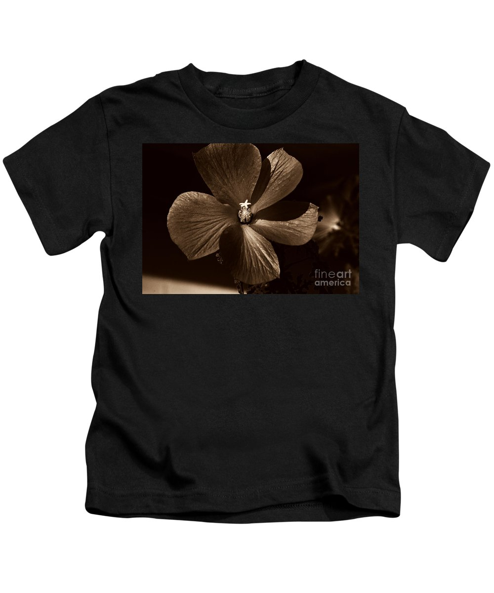 Clay Kids T-Shirt featuring the photograph Pinwheel by Clayton Bruster