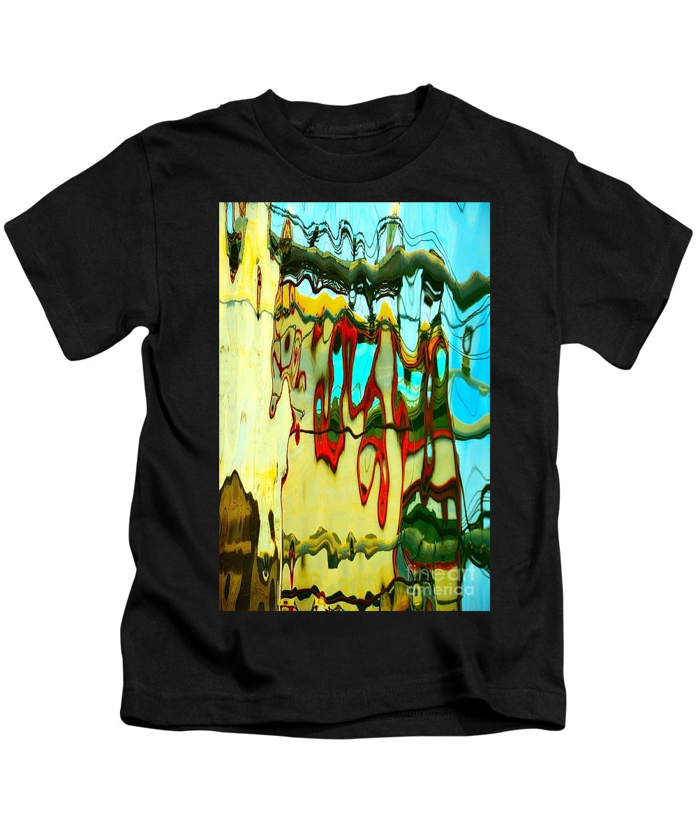Water Kids T-Shirt featuring the photograph Prancing For Toulouse by Lauren Leigh Hunter Fine Art Photography