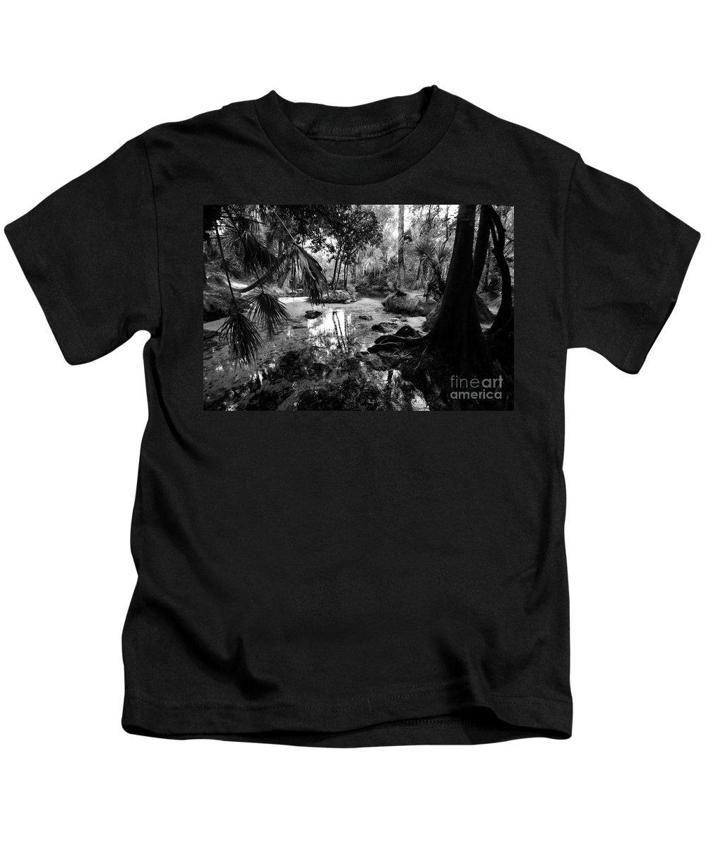 Florida Kids T-Shirt featuring the photograph Precolumbian Florida by David Lee Thompson