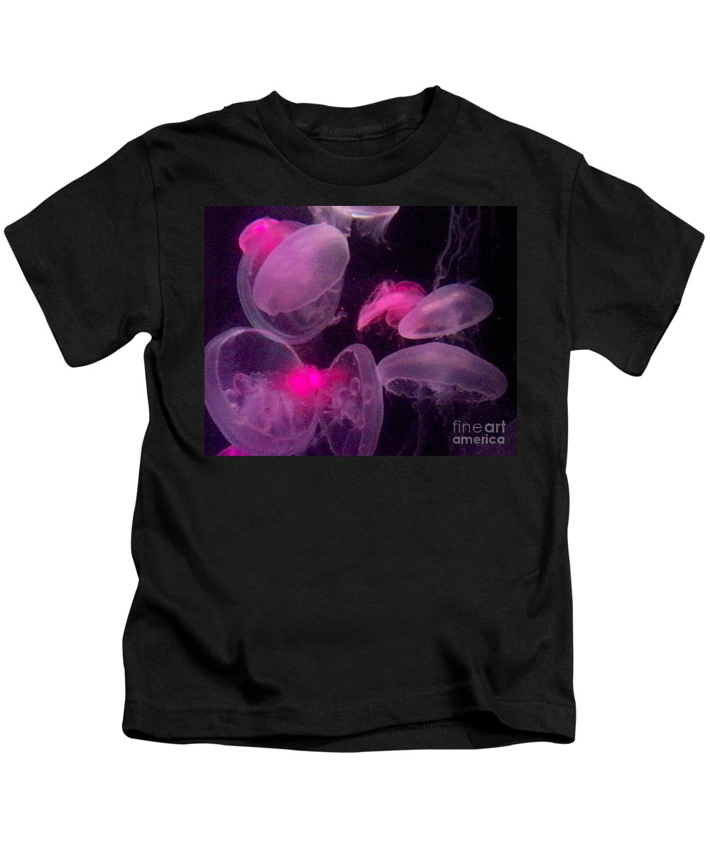 Florida Kids T-Shirt featuring the photograph Pretty In Pink by Chris Andruskiewicz