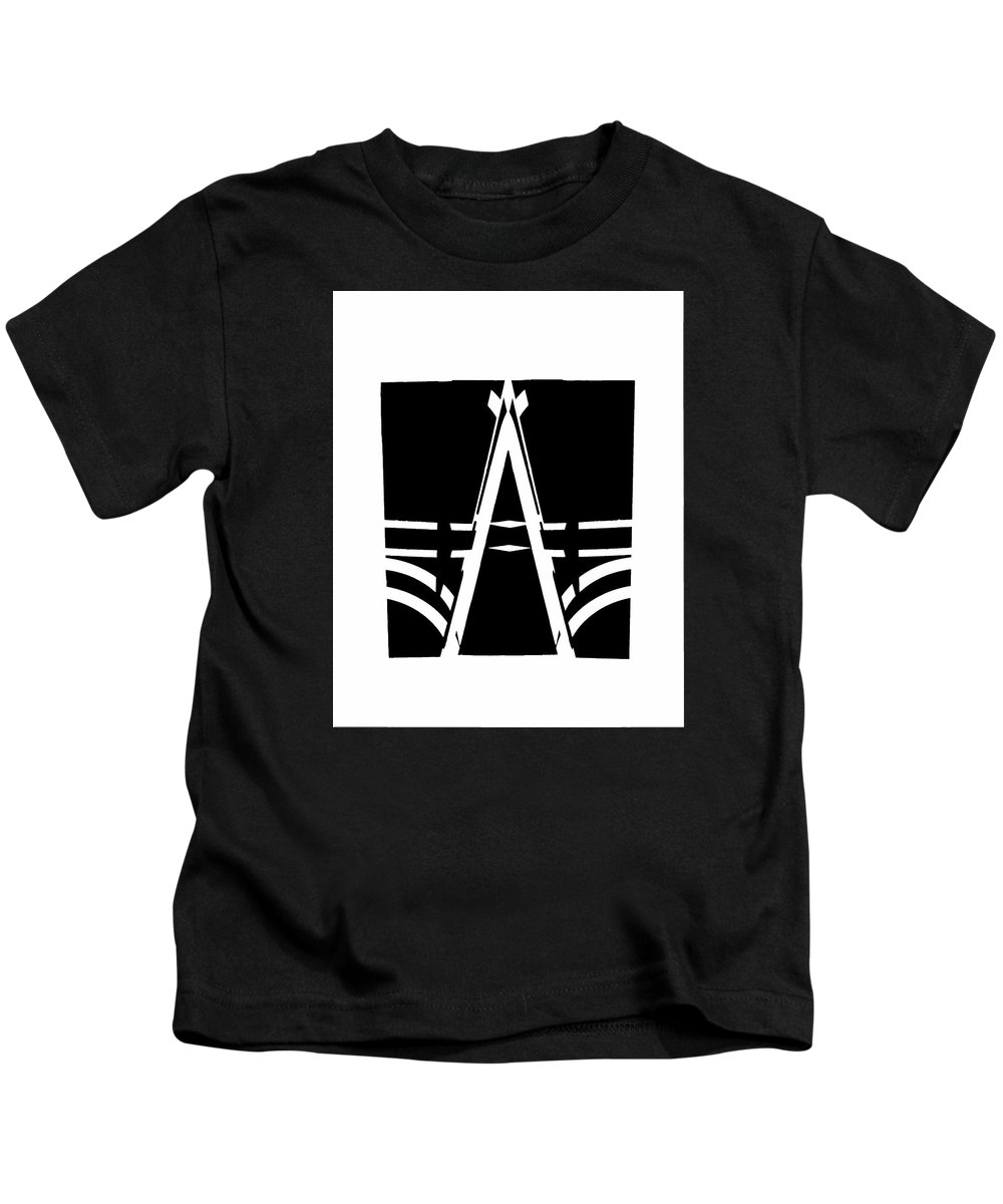 Contemporary Kids T-Shirt featuring the photograph R2n-4 by INTJ Photo