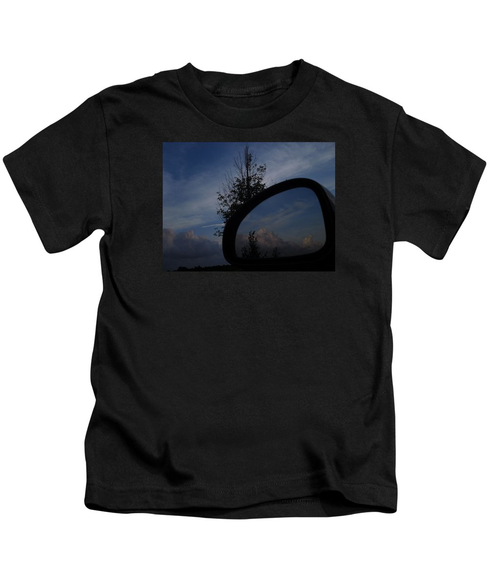 Sky Kids T-Shirt featuring the photograph Random Perfection by Doug Hansen