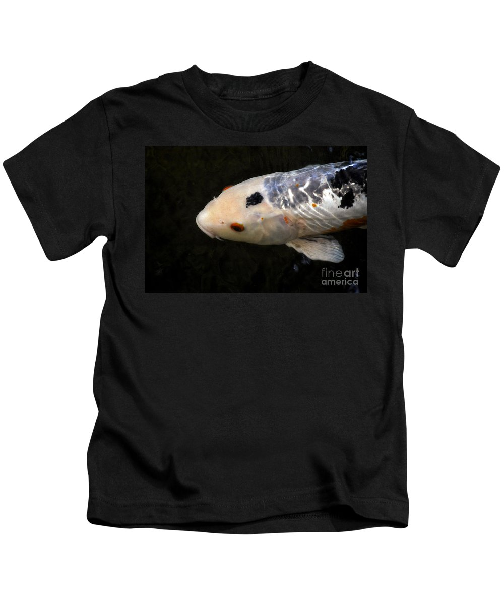 Clay Kids T-Shirt featuring the photograph Red Eye by Clayton Bruster