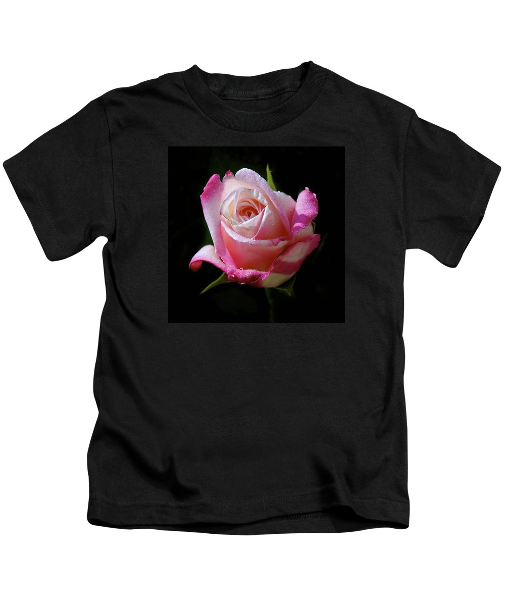 Rose Kids T-Shirt featuring the photograph Rose Photo by Joyce Sherwin