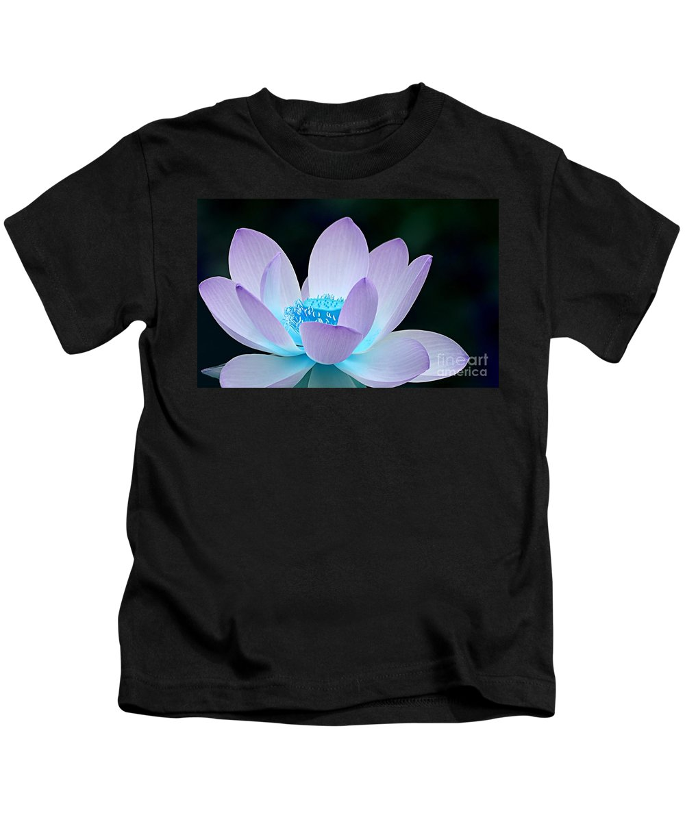 Flower Kids T-Shirt featuring the photograph Serene by Jacky Gerritsen