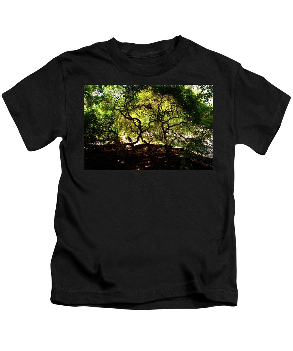 Landscape Kids T-Shirt featuring the photograph Serenity by Dan Zarate
