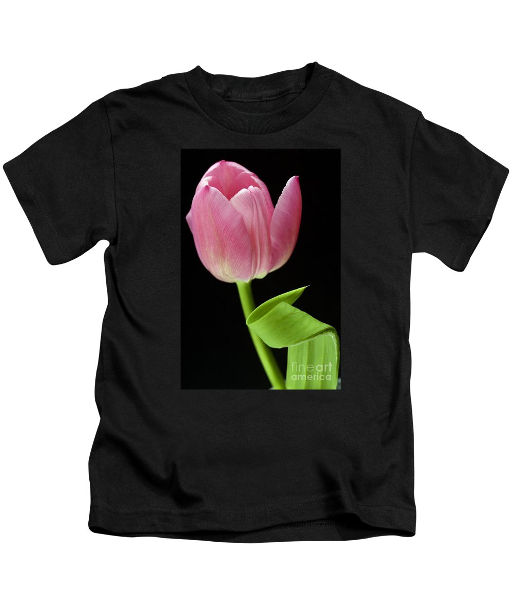 Wendy Kids T-Shirt featuring the photograph Seriously Pink 2 by Wendy Wilton