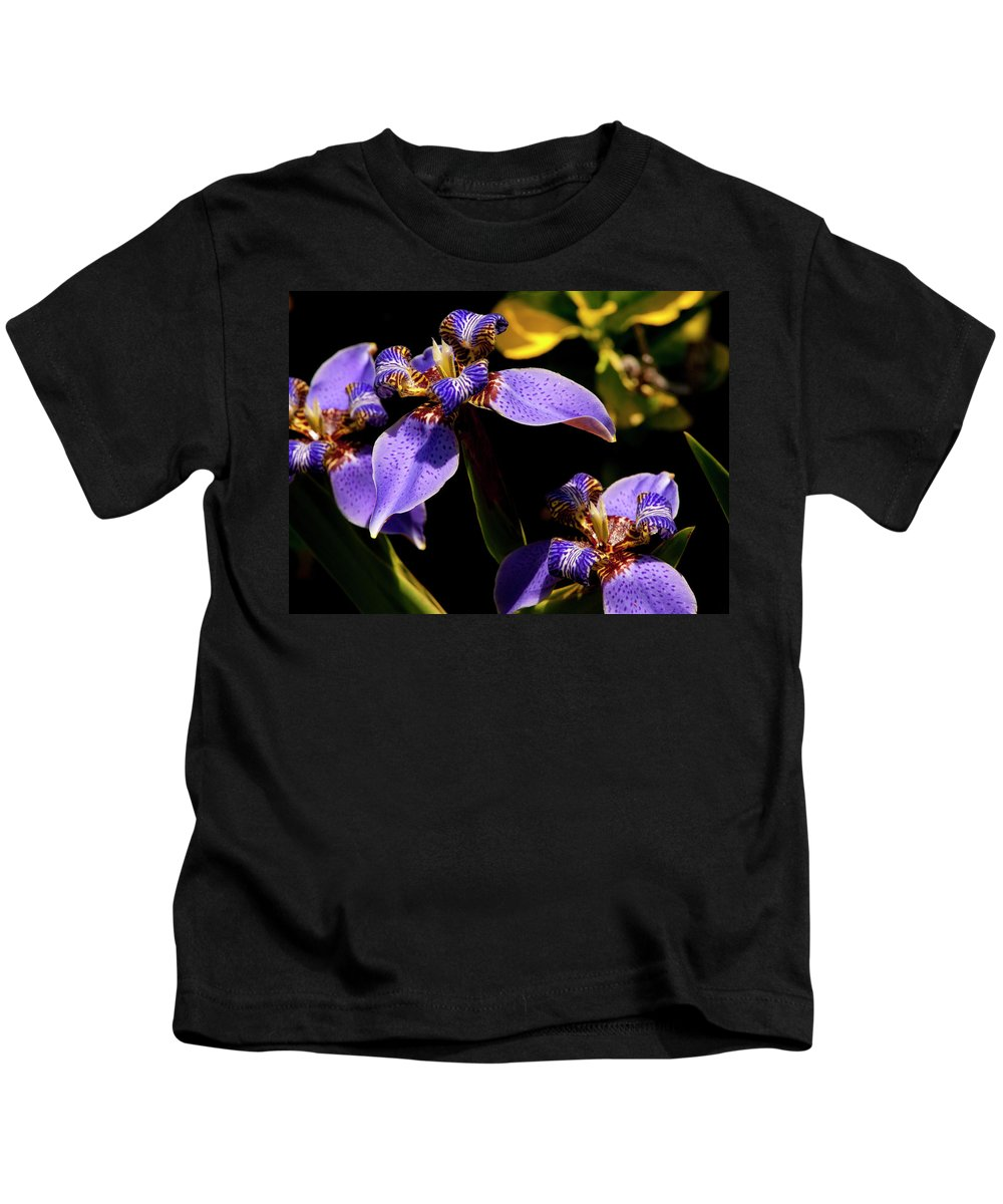 Flower Kids T-Shirt featuring the photograph Simple Beauty IIi by Stephen Anderson