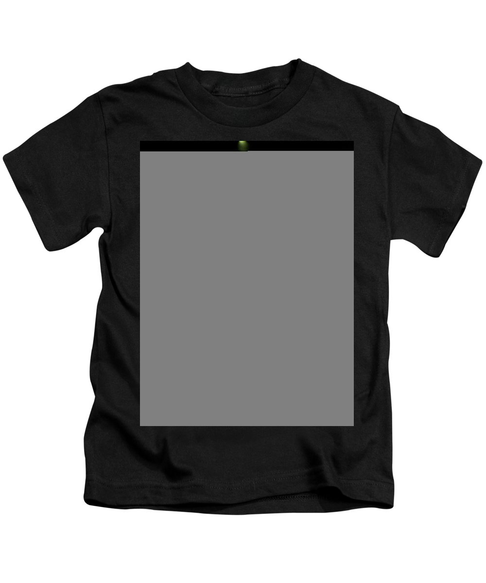 Tulip Kids T-Shirt featuring the photograph Single by Shannon Grissom