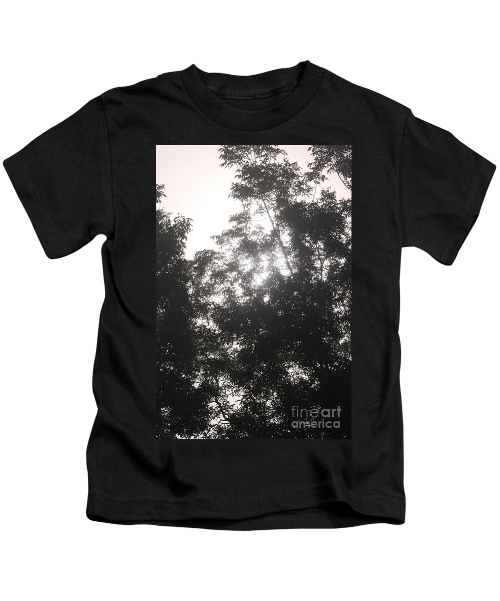 Light Kids T-Shirt featuring the photograph Soft Light by Nadine Rippelmeyer