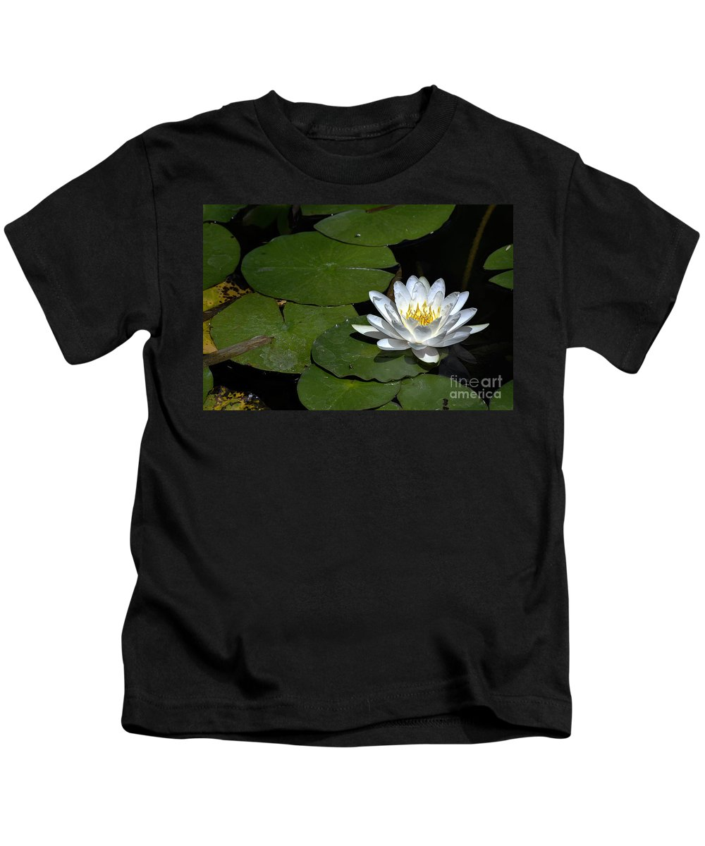 Clay Kids T-Shirt featuring the photograph Solo by Clayton Bruster