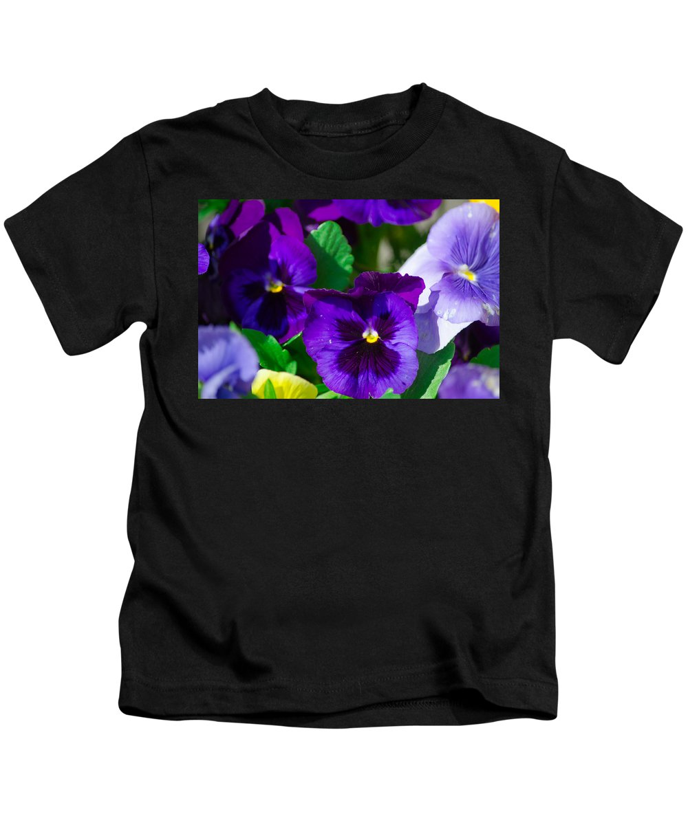 Spring Kids T-Shirt featuring the photograph Spring Series #15 by John Diebolt