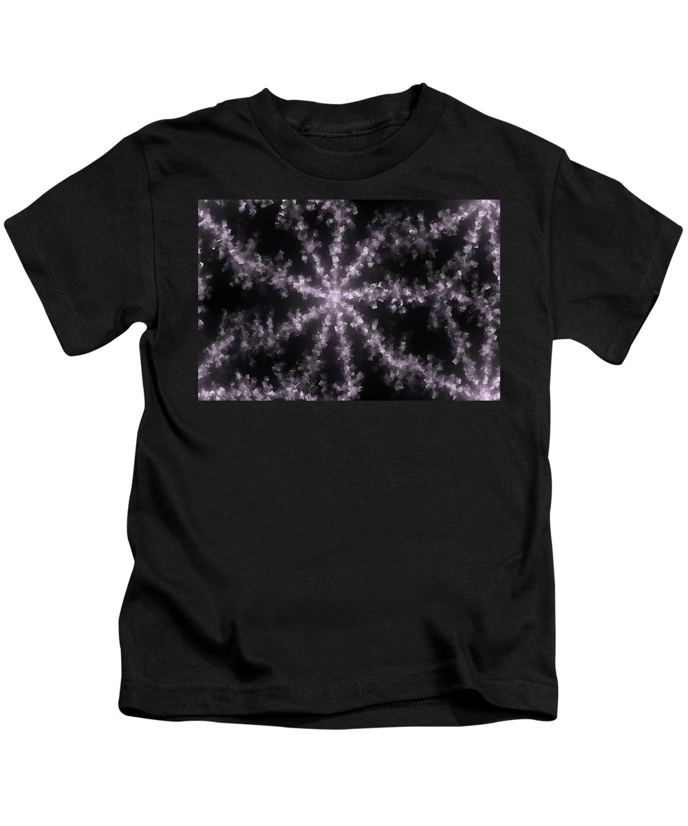 Abstract Kids T-Shirt featuring the photograph Starfish by Jeff Swan