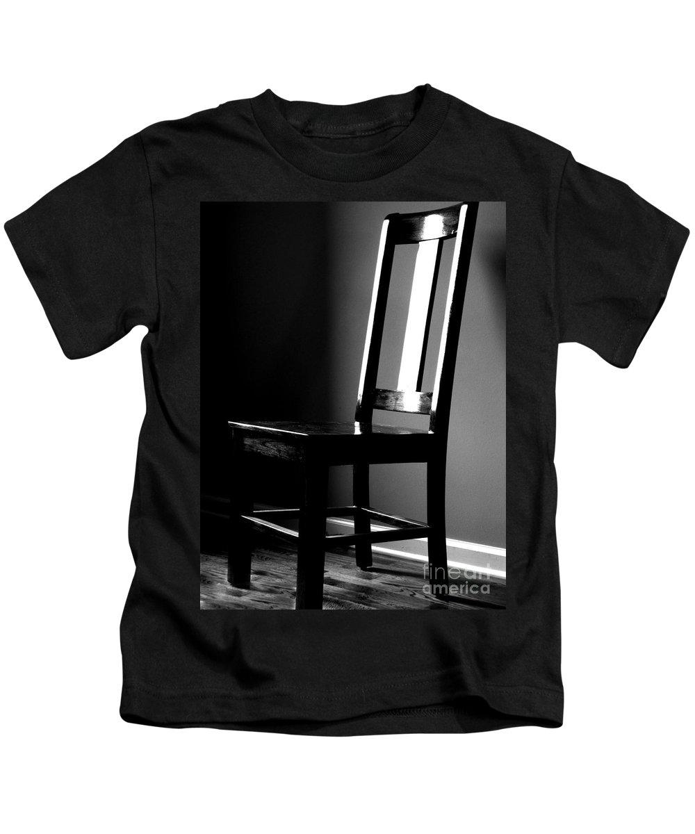 Stillness Kids T-Shirt featuring the photograph Still by Amanda Barcon