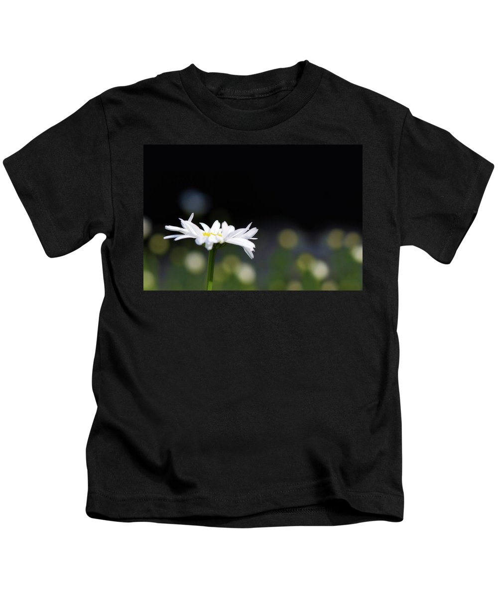 Lisa Knechtel Kids T-Shirt featuring the photograph Sunbather by Lisa Knechtel