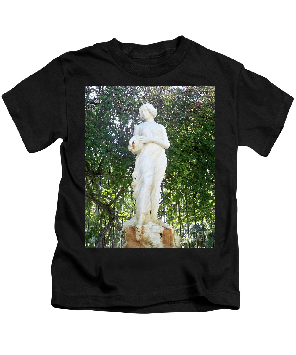 Florida Kids T-Shirt featuring the photograph Suspended Beauty by Chris Andruskiewicz