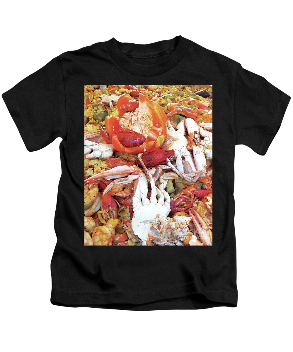 Florida Kids T-Shirt featuring the photograph Taste Of The Glades Gp by Chris Andruskiewicz