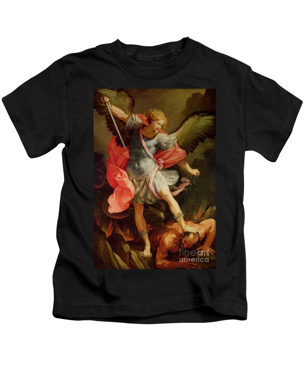 Putto Paintings Kids T-Shirts