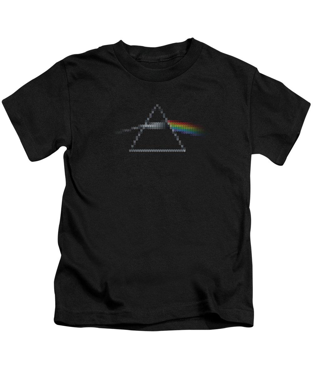 Moon Light Digital Art Kids T-Shirts