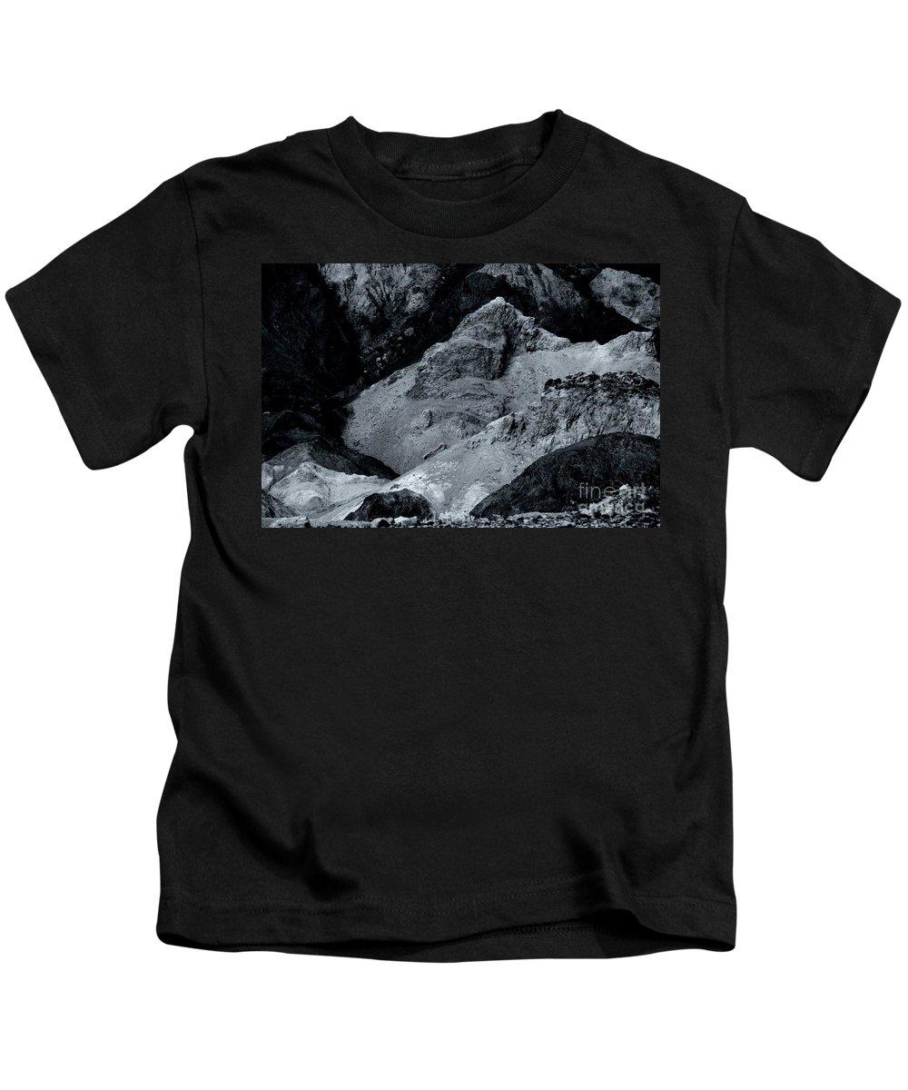 Artist Kids T-Shirt featuring the photograph The Desert by Kathleen Struckle