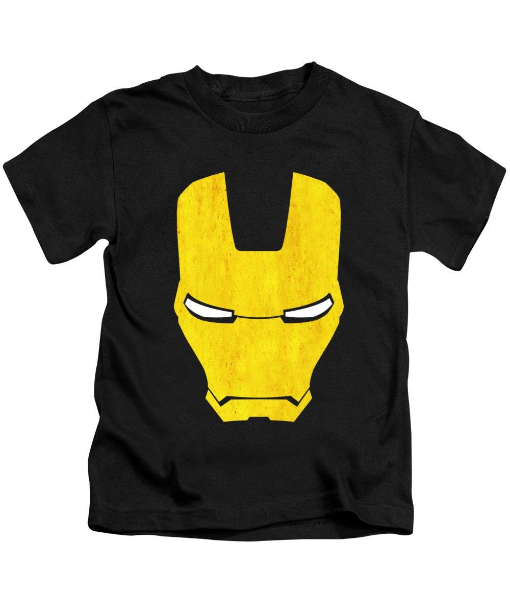 Iron Photographs Kids T-Shirts