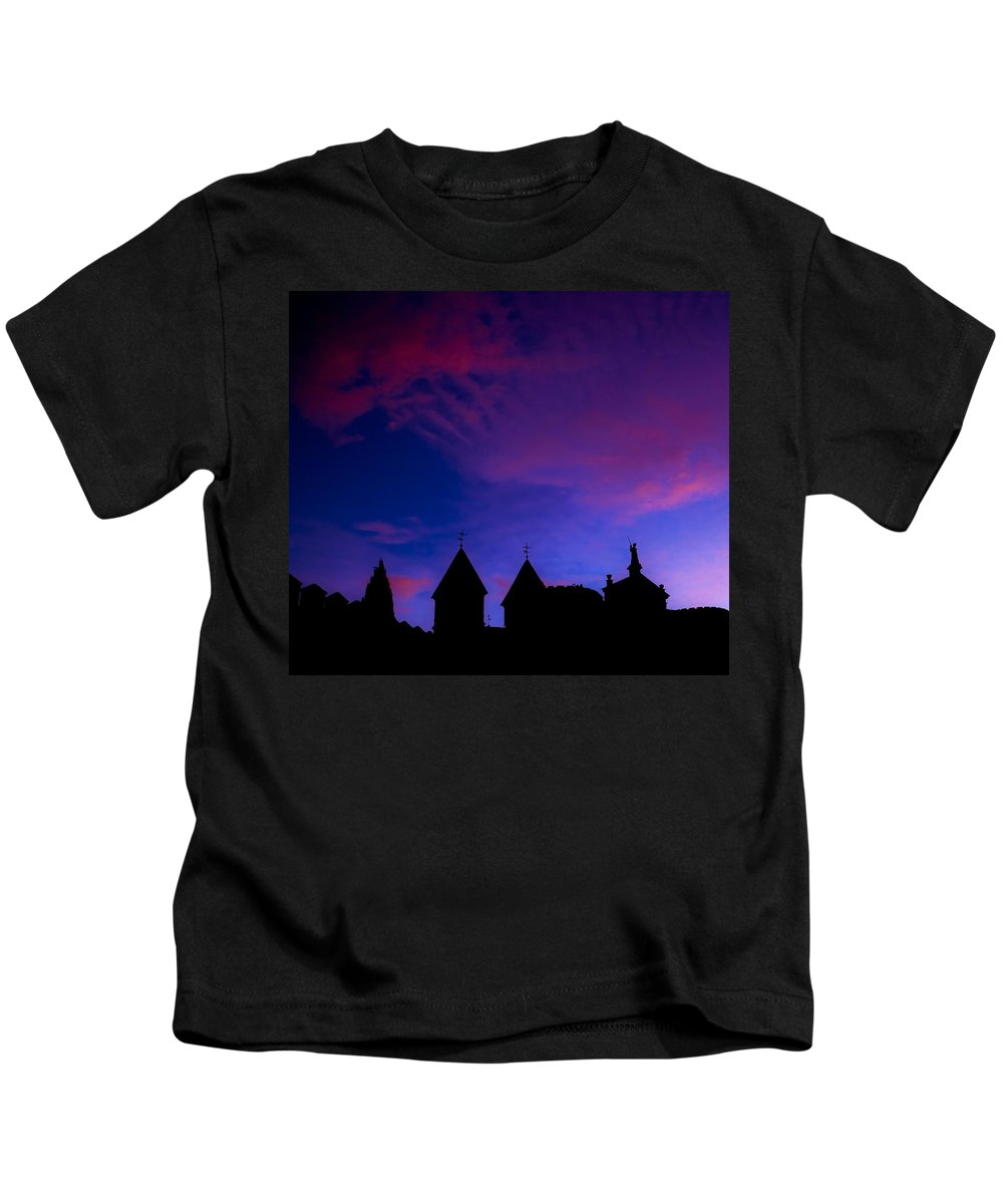 Holland Kids T-Shirt featuring the photograph The Mill by Gabriel Barakiel Images