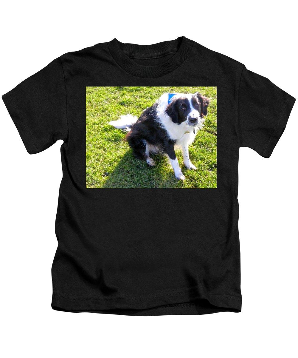 Nikwatt Kids T-Shirt featuring the photograph This Is What Love Is by Nik Watt