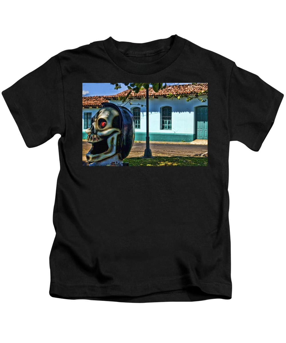 House Kids T-Shirt featuring the photograph Traditions by Johnny Aguirre