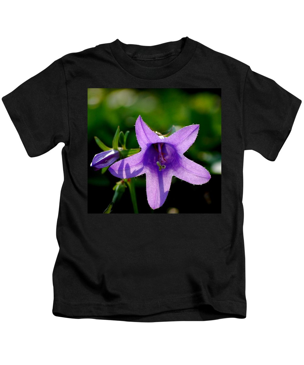 Digital Photography Kids T-Shirt featuring the digital art Translucent by David Lane
