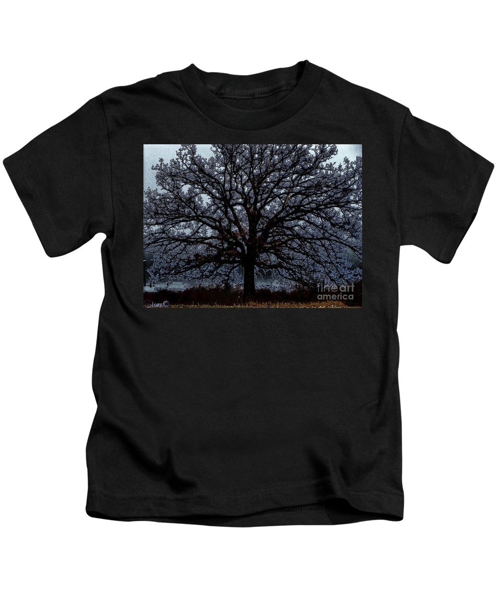 Tree Kids T-Shirt featuring the photograph Tree Of Life by September Stone